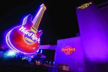 Hôtel Hard Rock Casino : 4* à Las Vegas