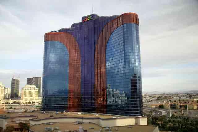 Rio Hotel Flamingo Road Ouest Strip Las Vegas