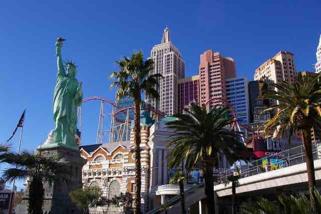 New York-New York Hotel Las Vegas