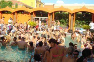 Où sortir à Vegas pendant la journée : Les Pools Parties !
