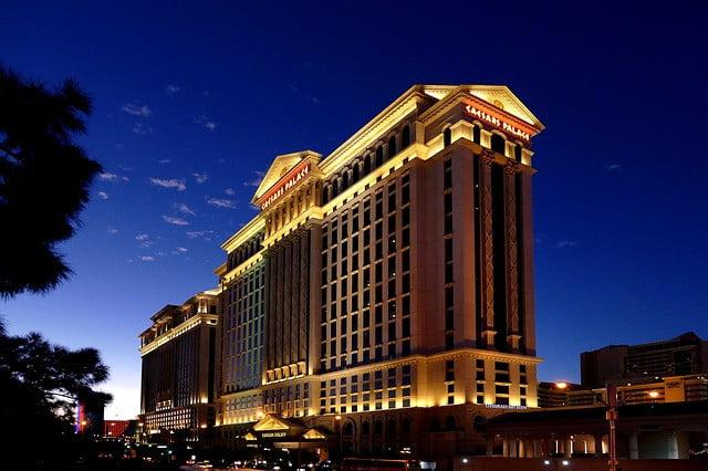 Casino Hôtel Caesars Palace Las Vegas