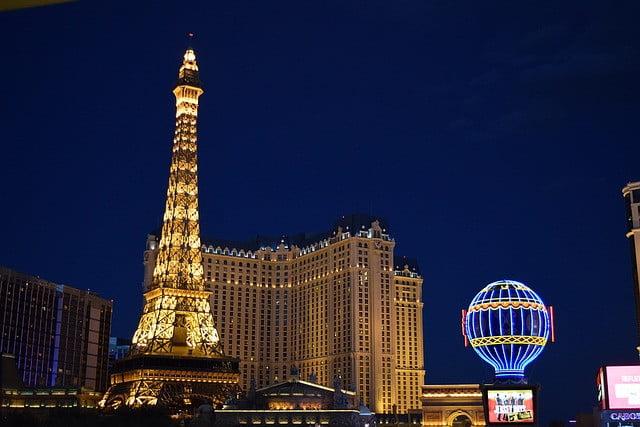 Casino Hôtel Paris Las Vegas