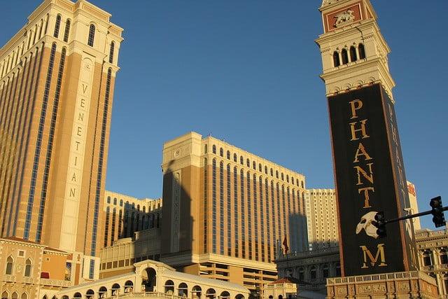Casino Hôtel The Venetian Las Vegas