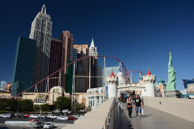 Roller Coaster Newyork Newyork 640426