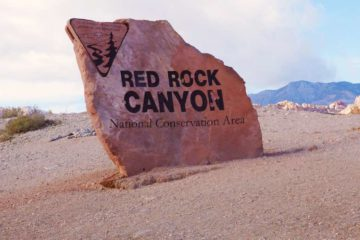 Red Rock Canyon National Conservation Area (NCA)