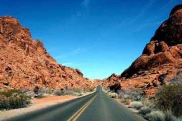 Valley of Fire State Park (SP)