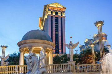 Hôtel Caesars Palace : 4* à Las Vegas