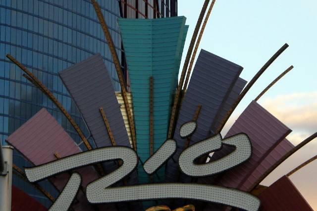 Flamingo Road Ouest Strip Las Vegas