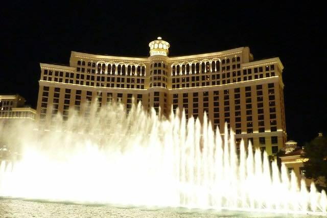 Fontaines Bellagio Strip Las Vegas