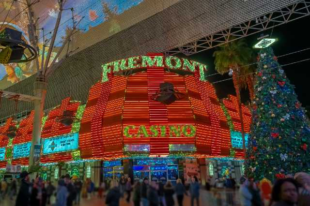 Fremont Casino Fremont Street Las Vegas