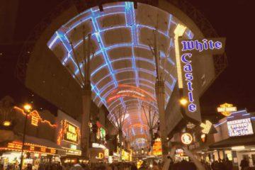 Visitez Fremont Street : Vivez l'Expérience Downtown Las Vegas