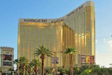 Mandalay Bay Hotel Strip Las Vegas