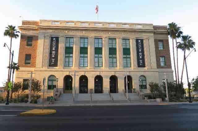 Mob Museum Fremont Street Las Vegas