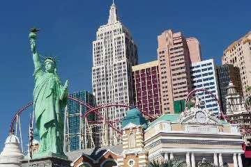 New York New York Hotel Las Vegas