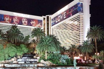 Hôtel Mirage : 4* à Las Vegas