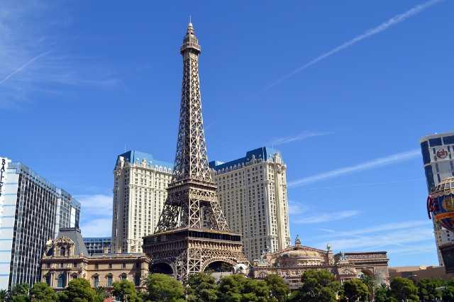 Surclassement Hotel Paris Las Vegas