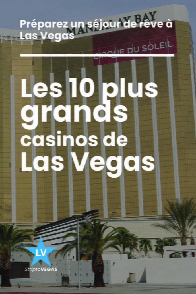 10 plus grands casinos las vegas1