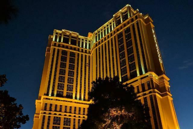 hotel romantique las vegas palazzo 640427