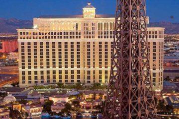 Les Meilleurs hôtels romantiques à Las Vegas pour un futur séjour