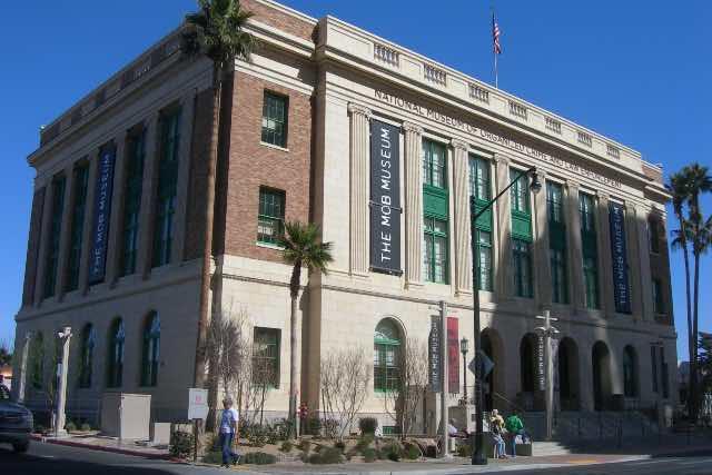 mob museum las vegas visiter downtown 640427