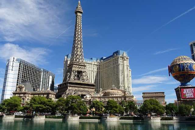 Strip de Las Vegas - Las Vegas Boulevard