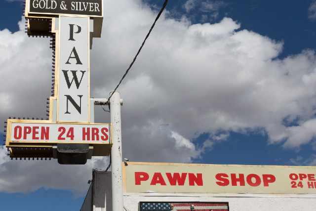 activite goldsilver pawn shop las vegas