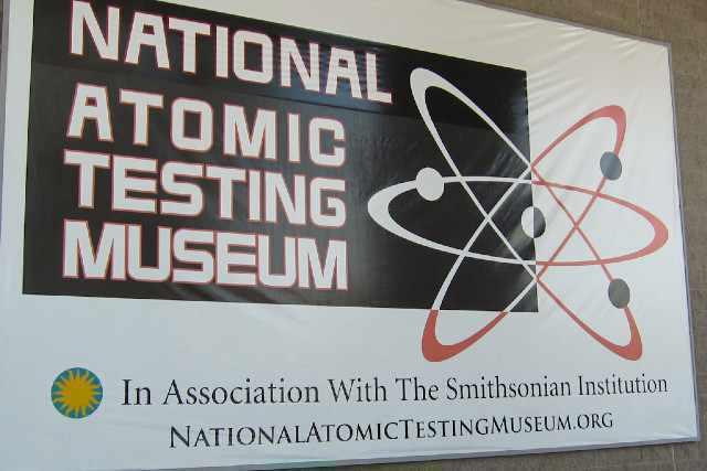 activite national atomic testing museum las vegas