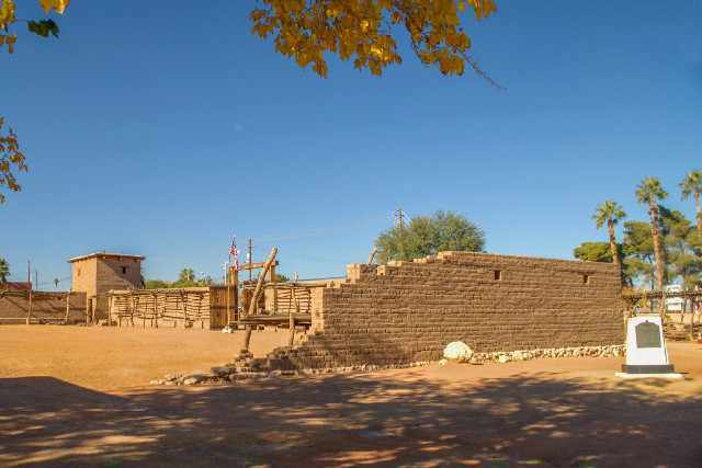 activite old mormon fort