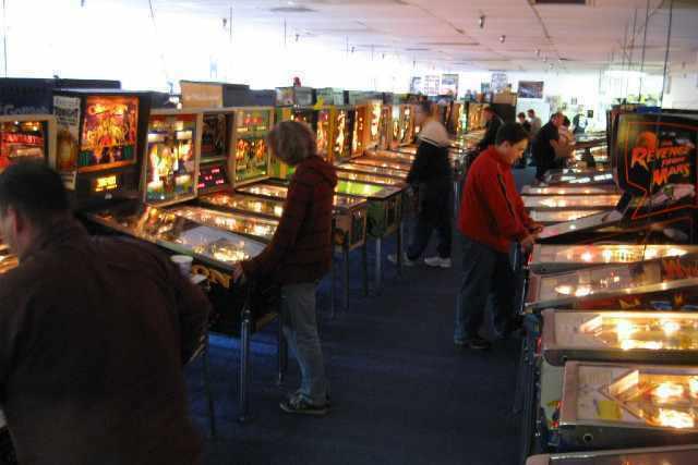 activite pinball hall of fame las vegas