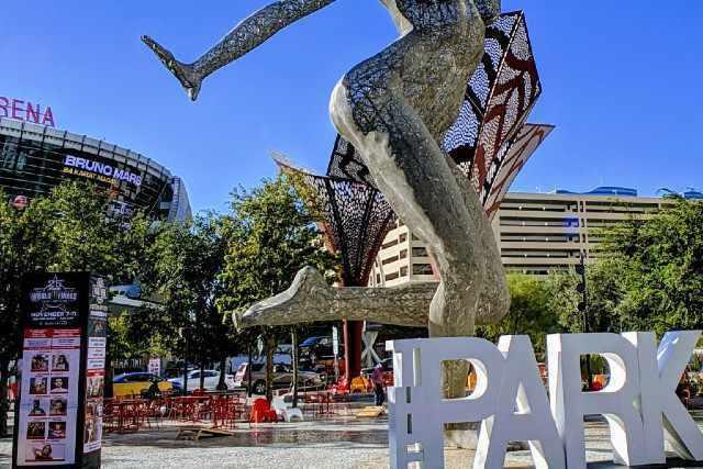 activite the park las vegas